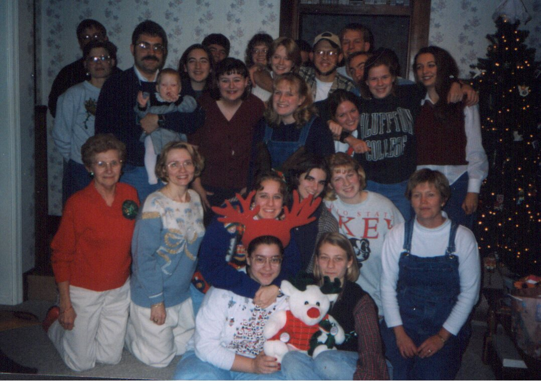 1998  OCMEA Music Dept. Christmas Party